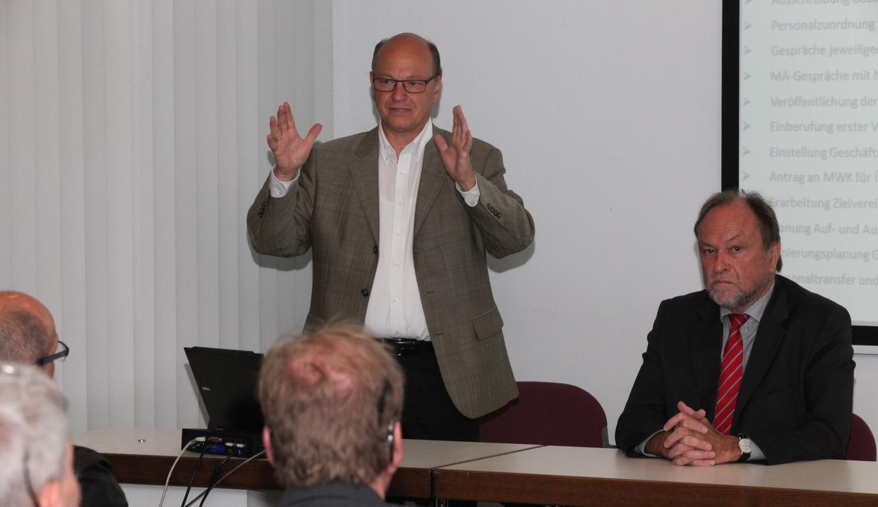 Cutec-Forschungszentrum wählt Vorstand