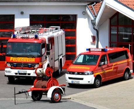 Feuerwehrauto-Dieb muss ins Gefängnis