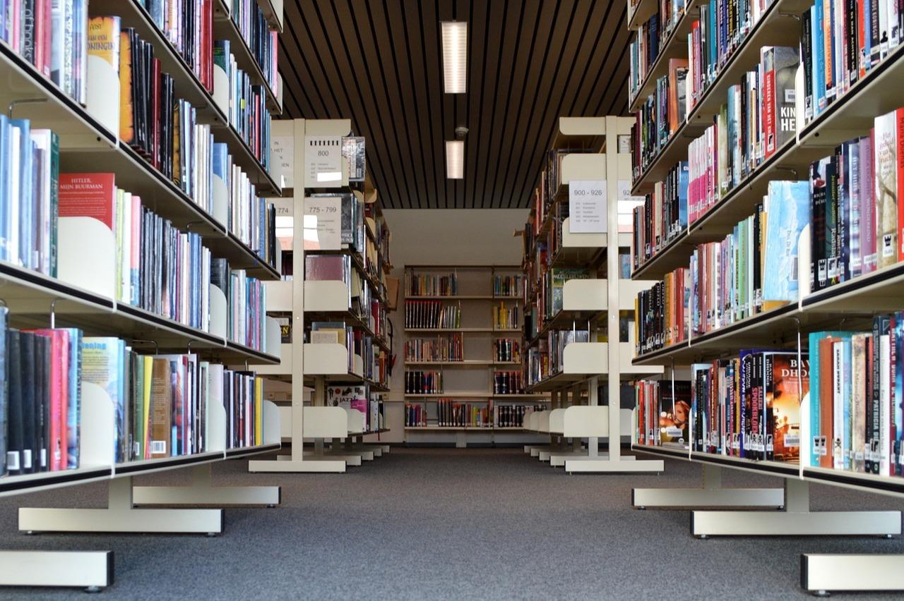 Bücherei wird aufgelöst