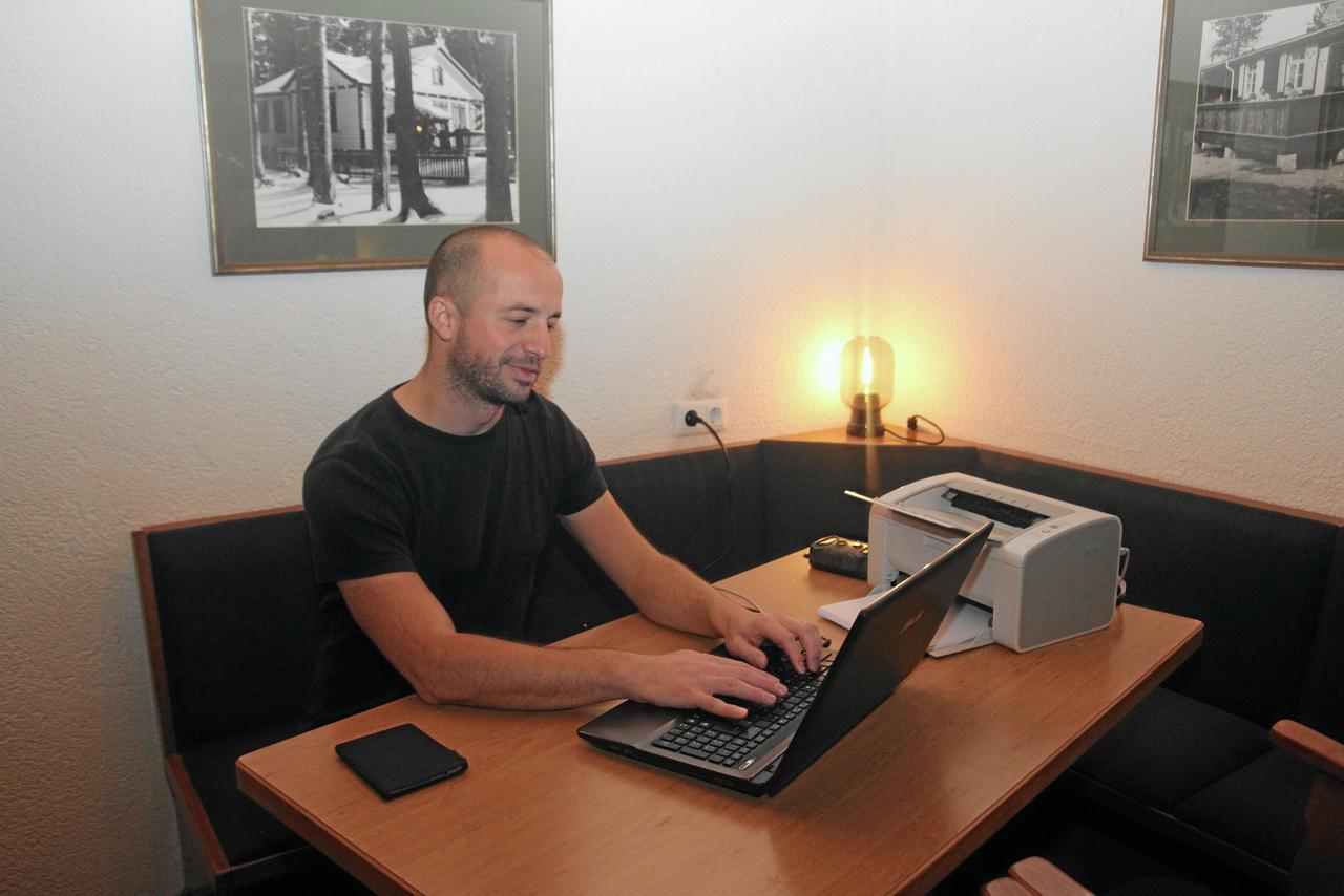 Internet nun auch in Oderbrück
