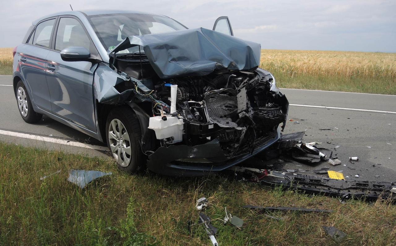 Heftiger Auffahrunfall: 20.000 Euro Schaden