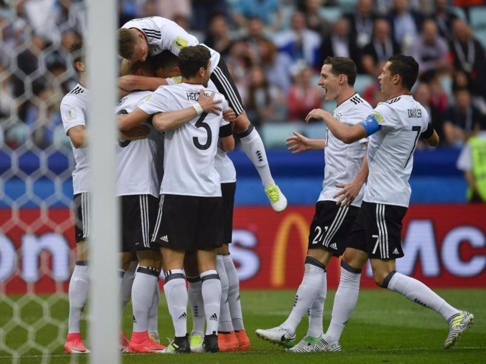Auftaktsieg für DFB-Team