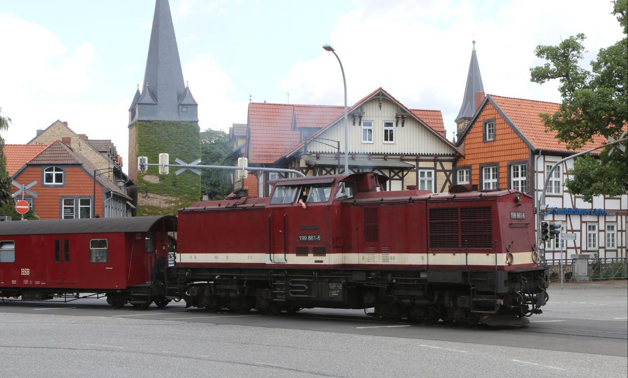 Dieselloks bei den Schmalspurbahnen