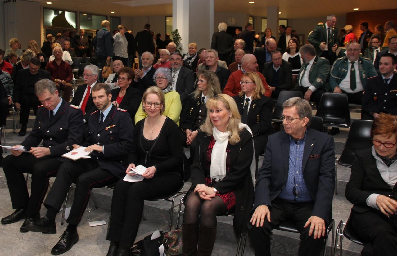 Bürgermeister ermutigt zu Fusions-Fragen