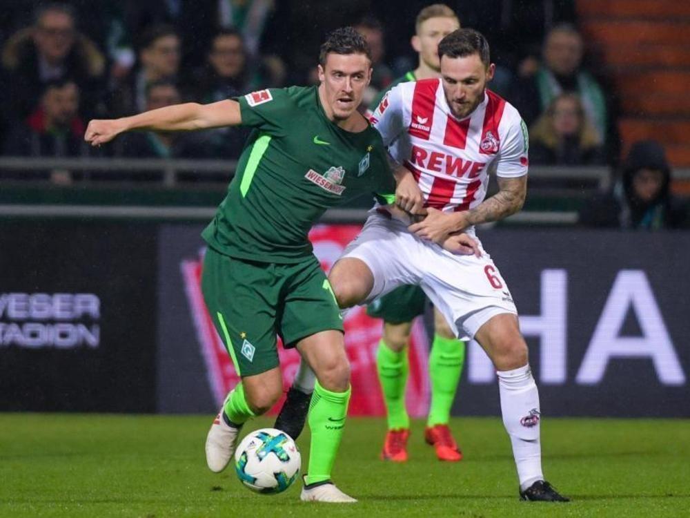 Werder gewinnt Kellerduell