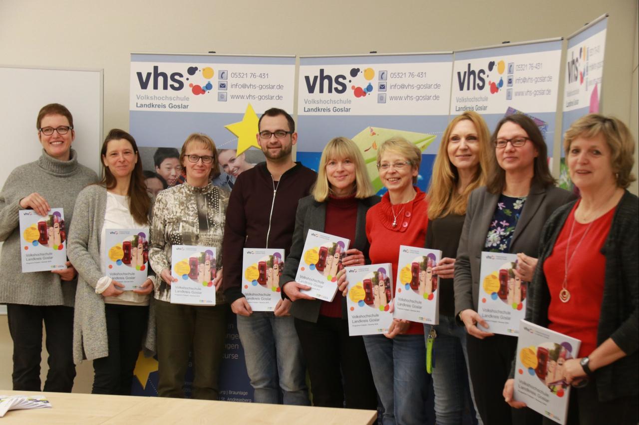 Kreisvolkshochschule präsentiert Programm
