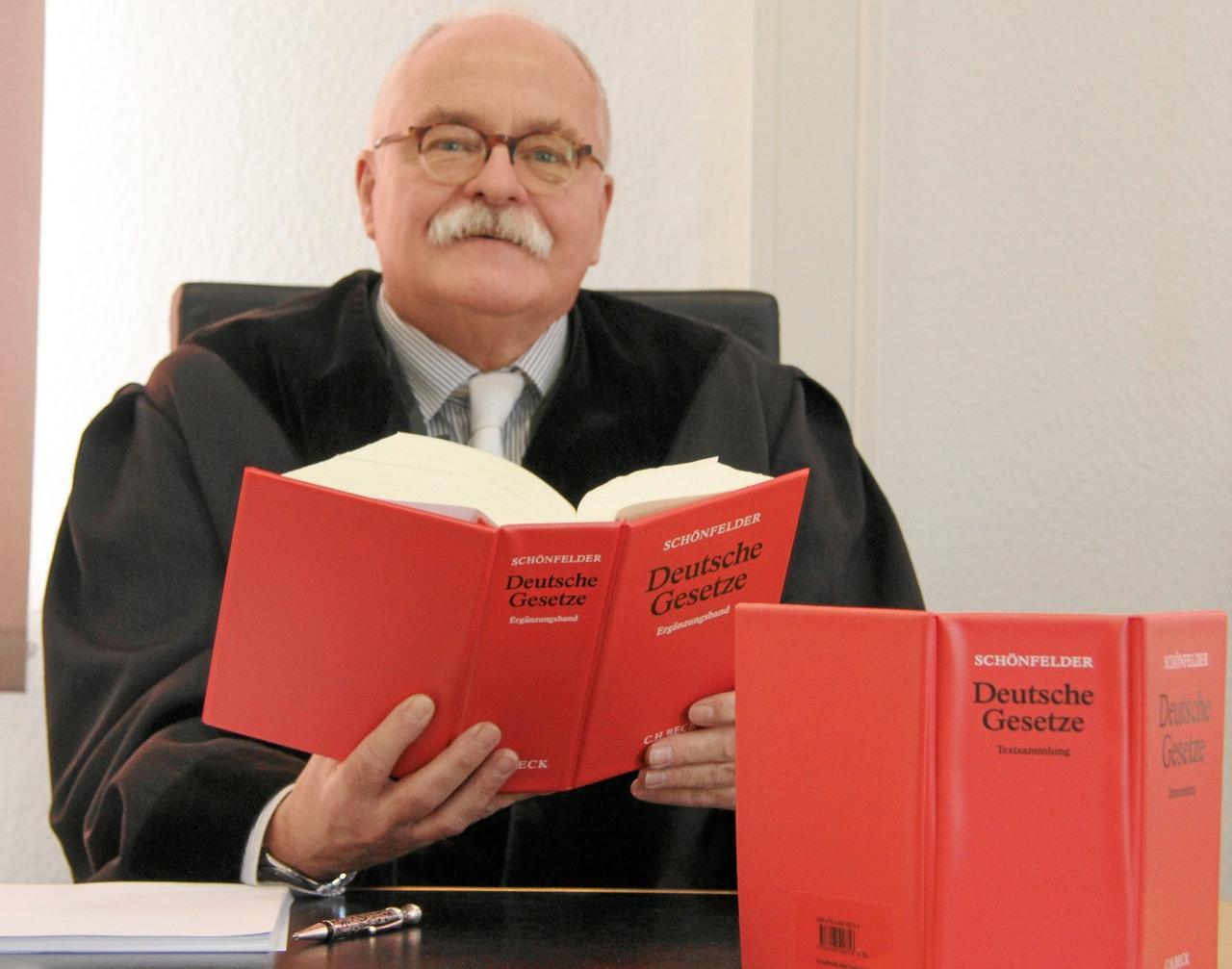 Pension: Strafrichter Peter Jordan hört auf