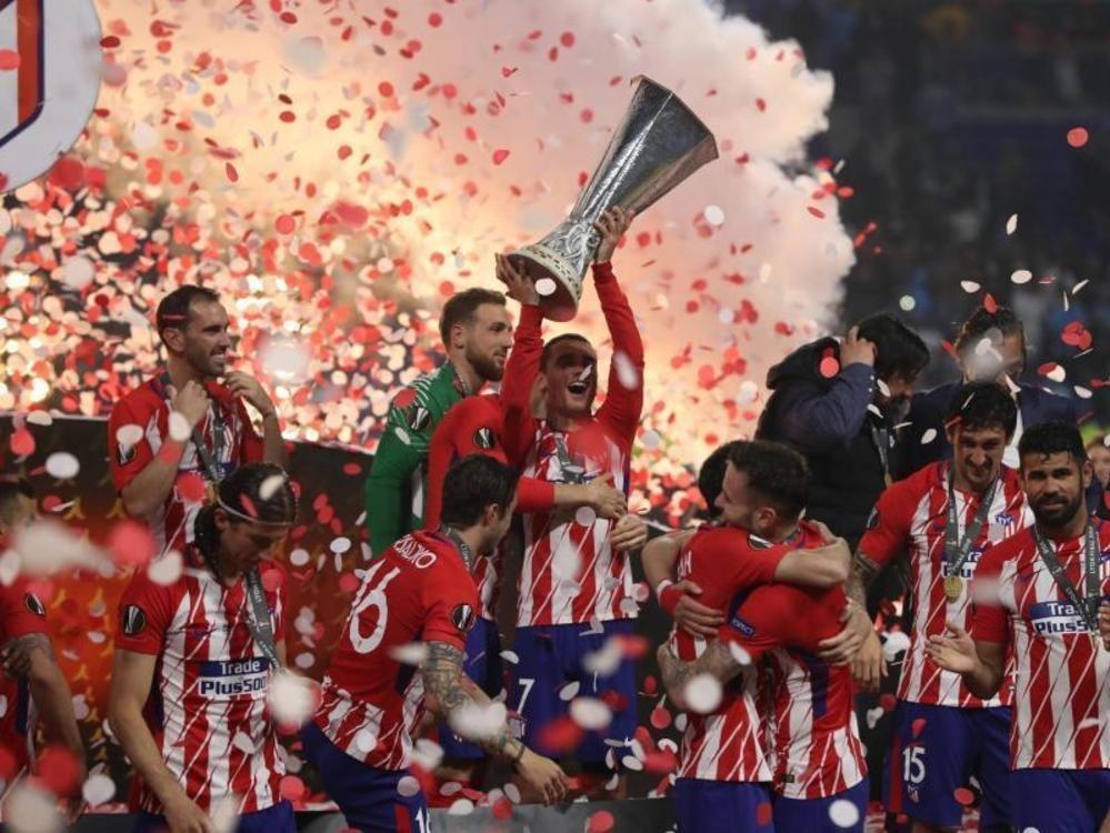 Griezman führt Atlético zum Titel