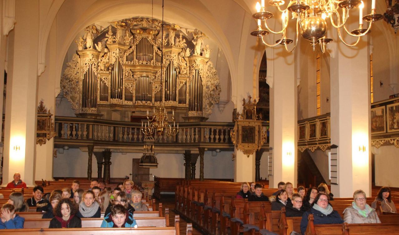 Pfarrverband hatte in Marienkirche geladen
