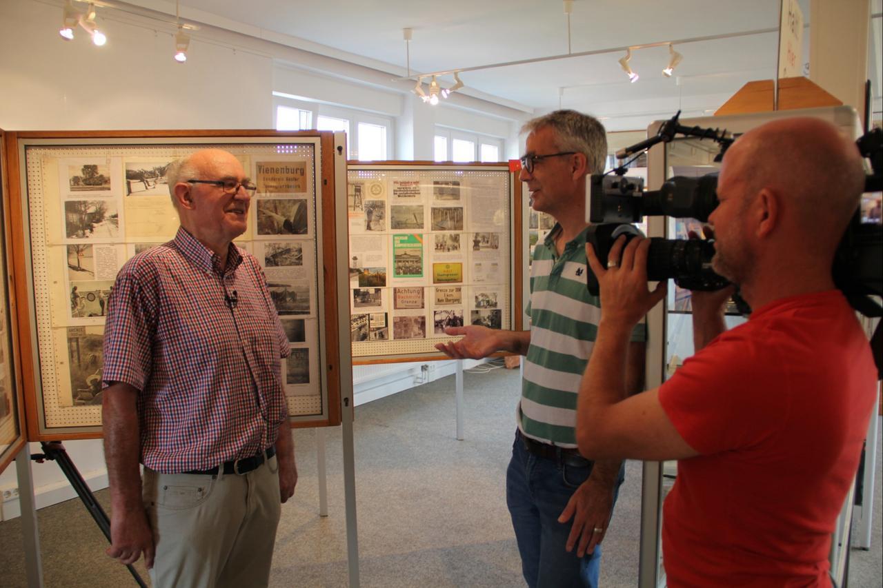 TV-Beitrag heute zum Museum Vienenburg   GZ Live - GZ Live