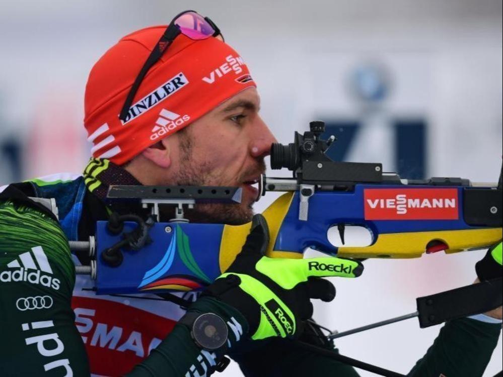 Weltmeister Peiffer startet in Östersund