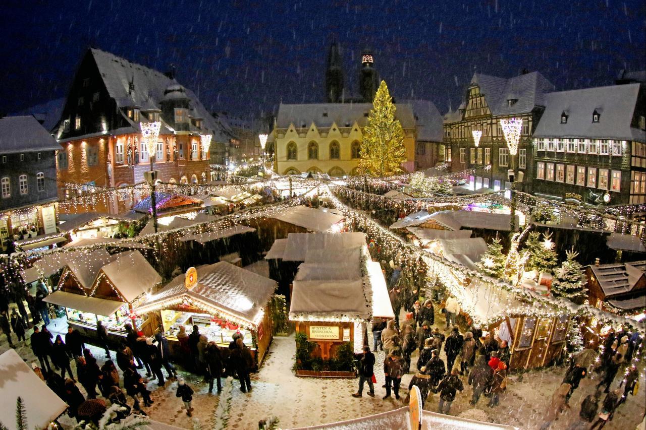 Goslar Weihnachtsmarkt.Umfrage Zum Goslarer Weihnachtsmarkt Goslar Gz Live