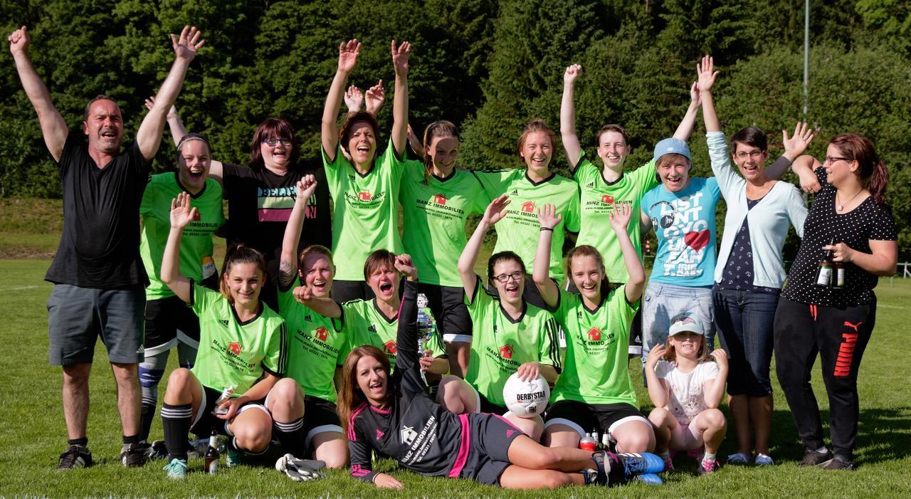 FC Altenau sichert sich Pokalerfolg