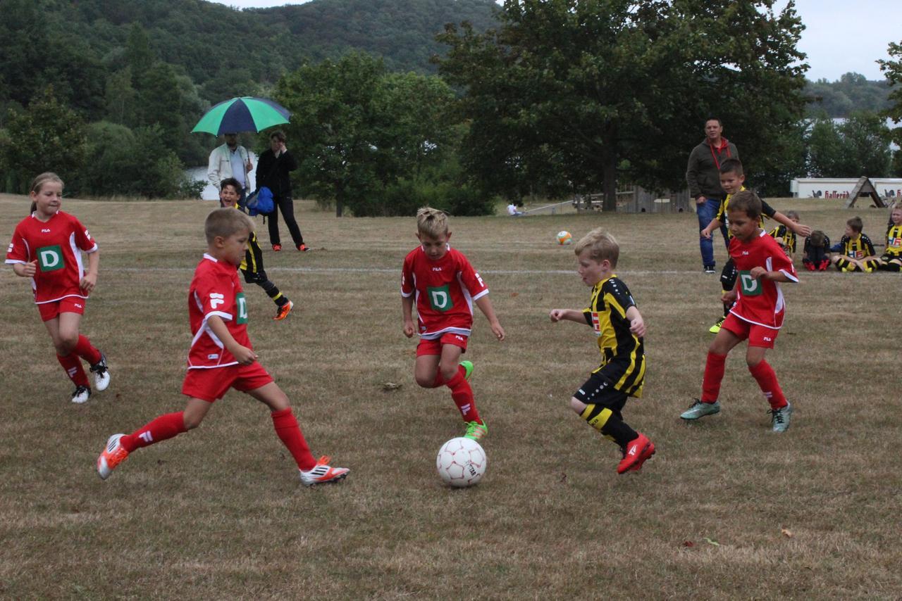 Kids-Soccer-Turnier auf 17 Uhr verschoben