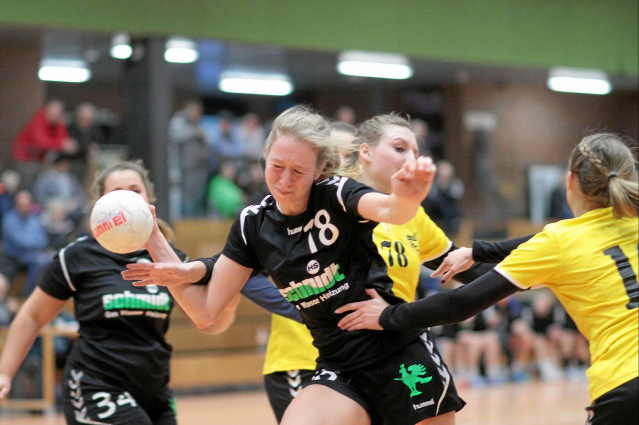 Wichtige Spiele für Handball-Landesligisten