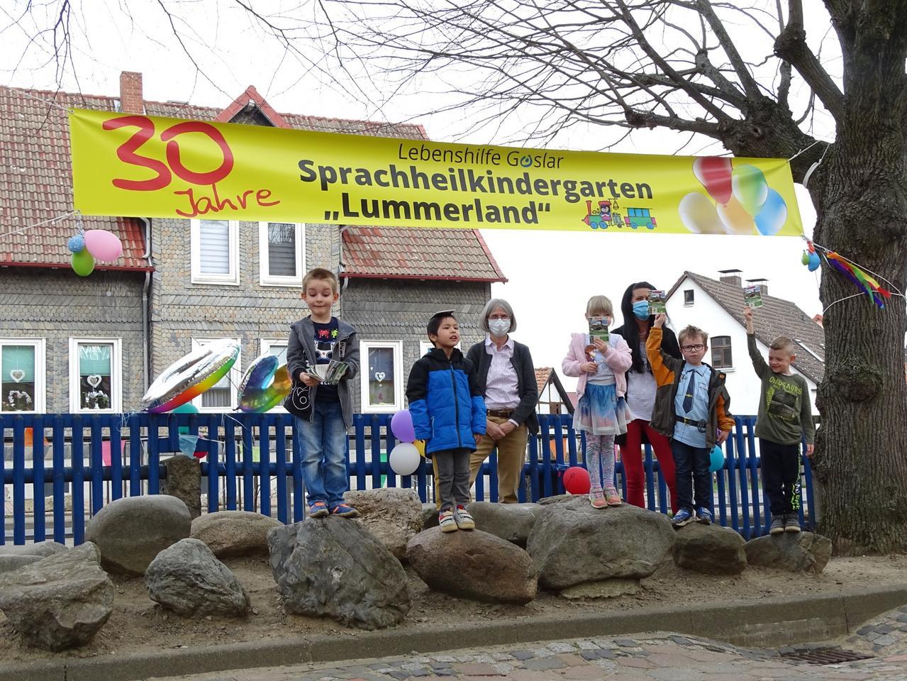 Harzburger Sprachheil-Kita wird 30 Jahre