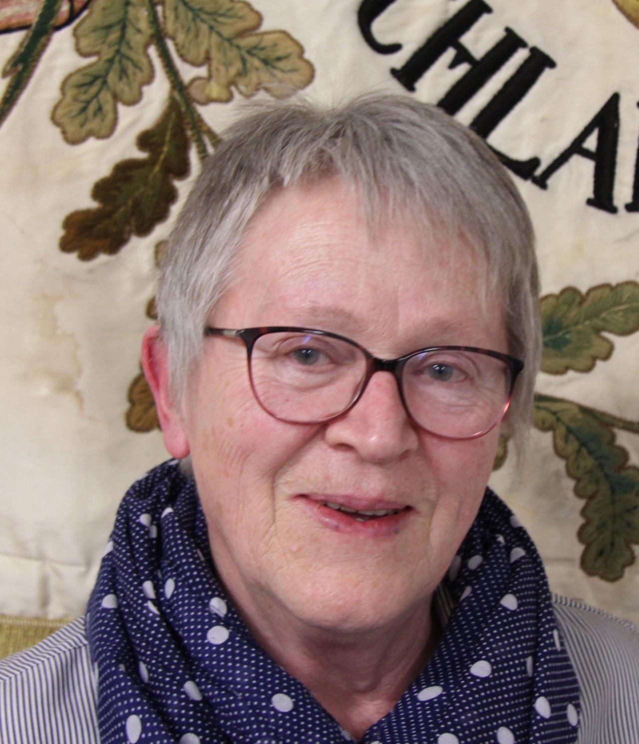 Christa Thiele ist nun Chor-Vorsitzende