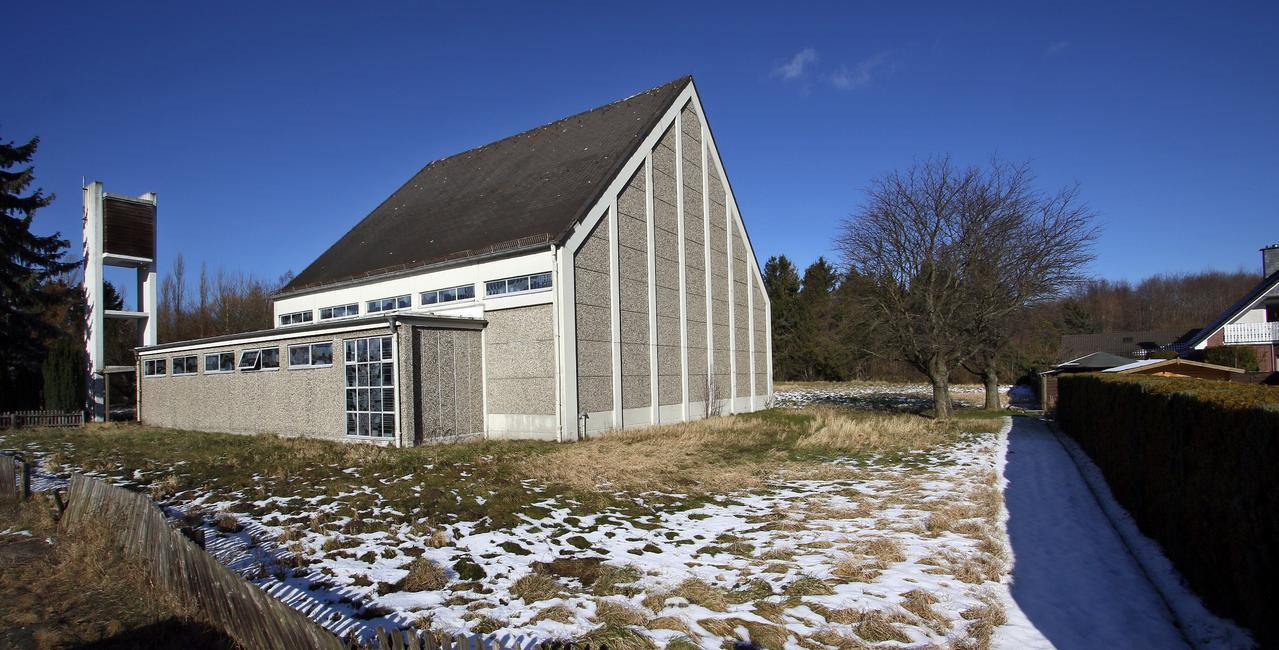 Ex-Gotteshaus soll Garagen weichen