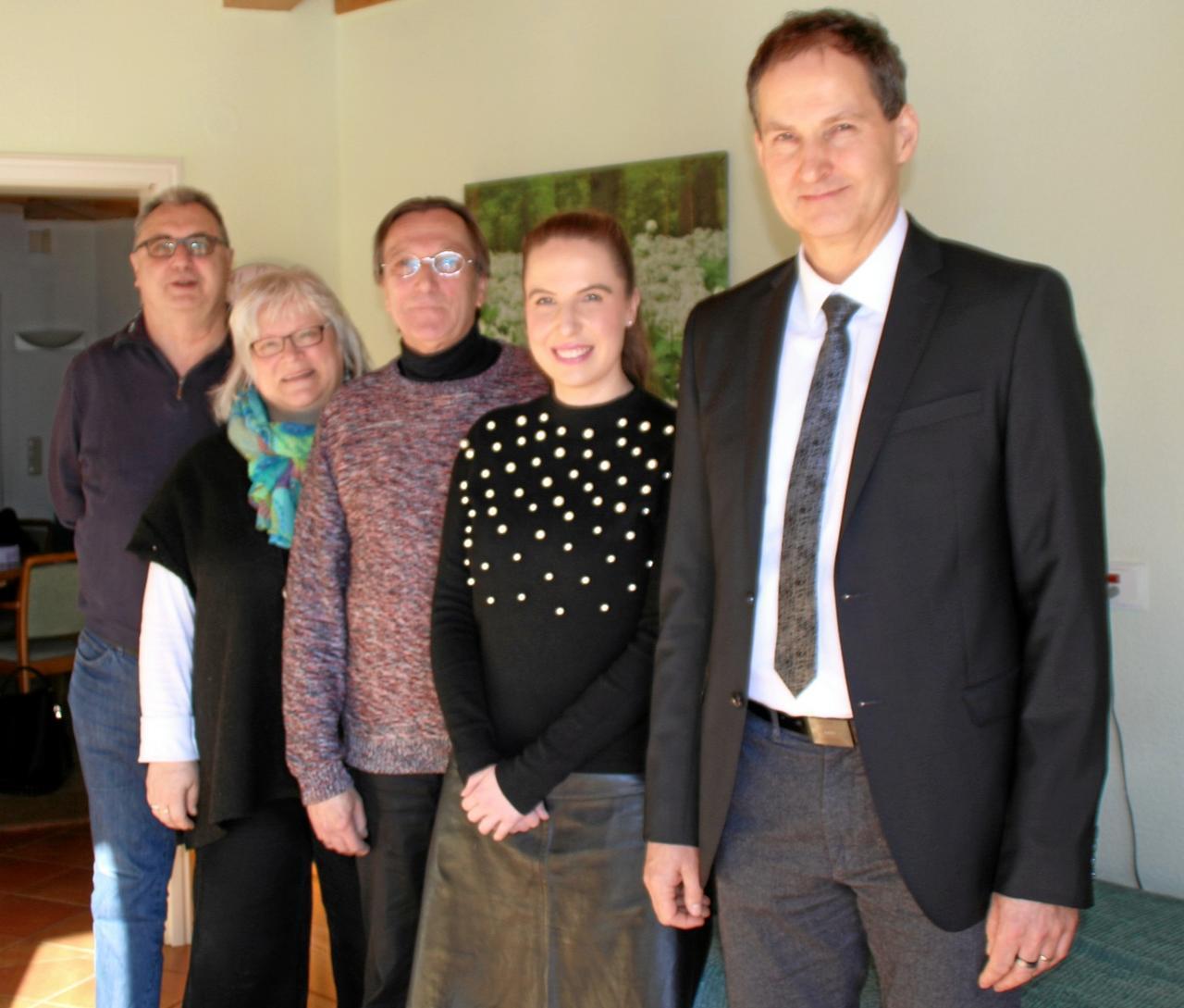 Hospiz erhält Spende über 1500 Euro