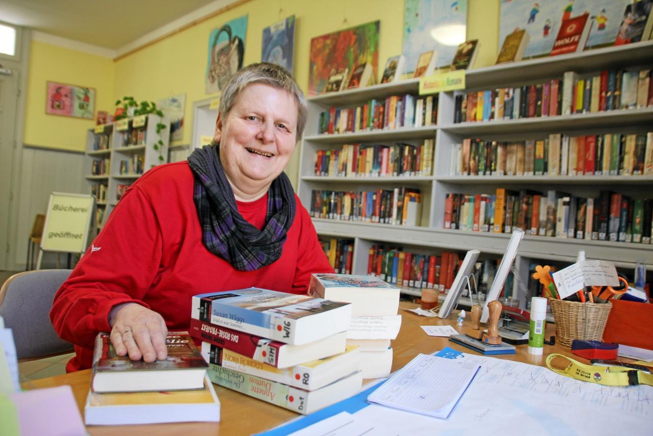 Sozialer Faktor macht Büchereien besonders