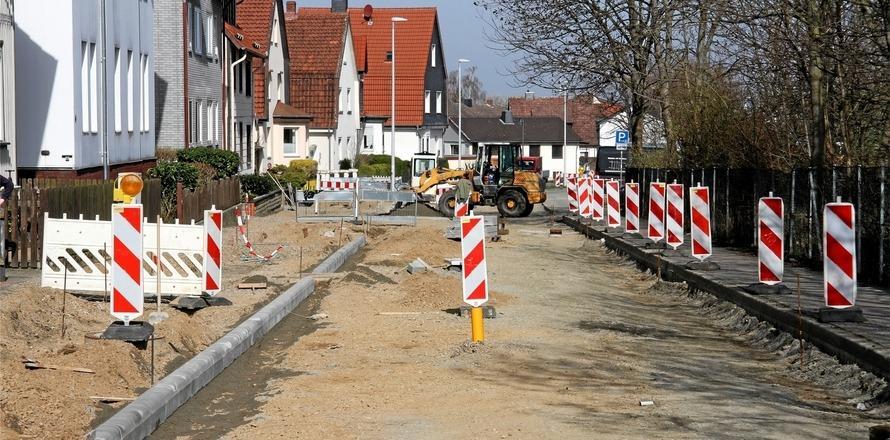 Badestraße: Erst umgebaut, nun umgeplant