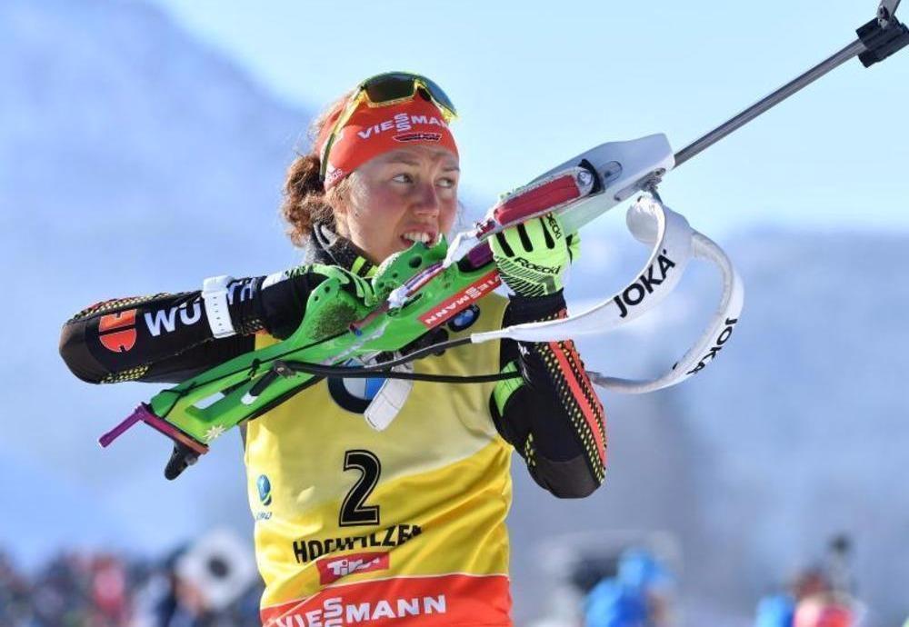 Laura Dahlmeier kehrt zurück