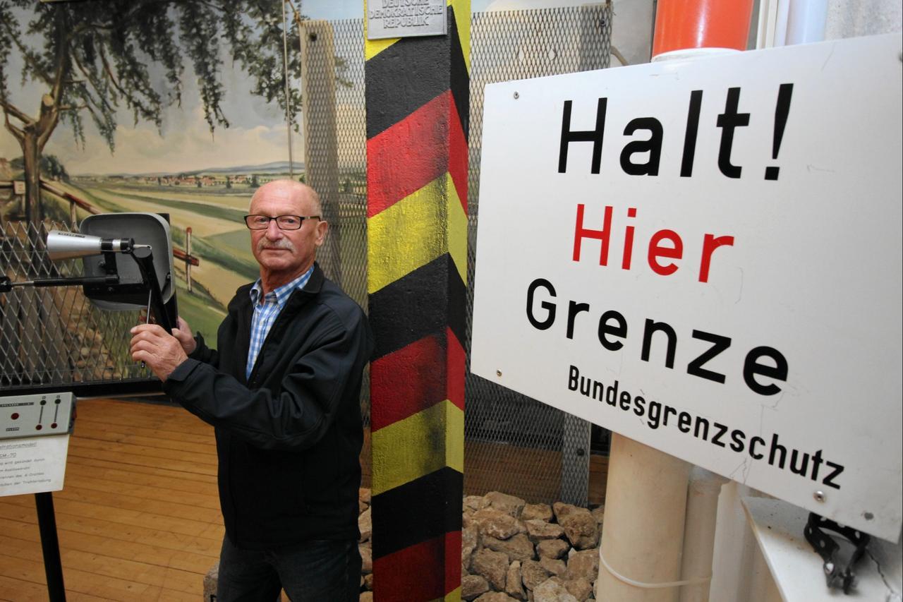 Peter Hanke gibt sein Wissen weiter