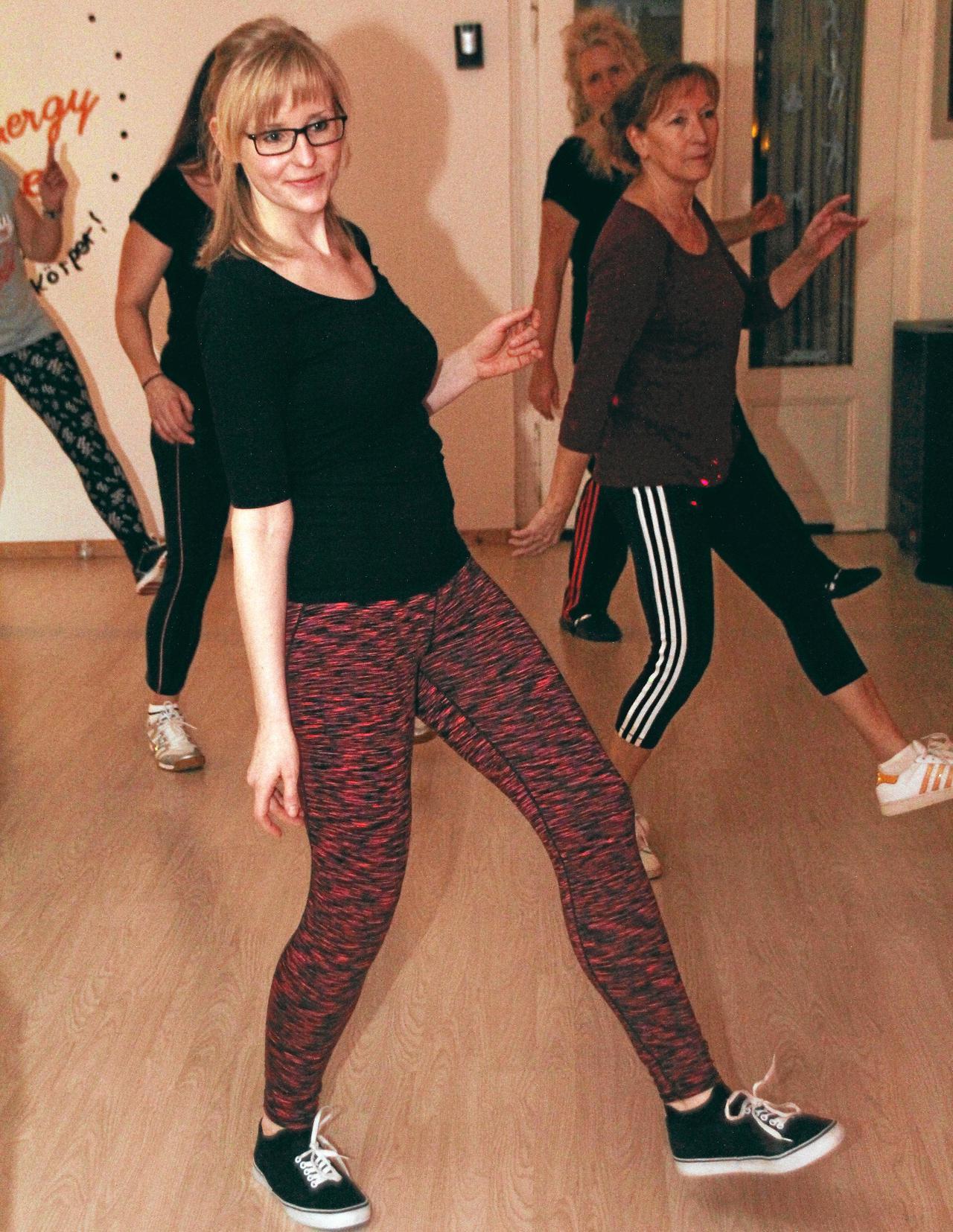 Energy Dance im Selbsttest