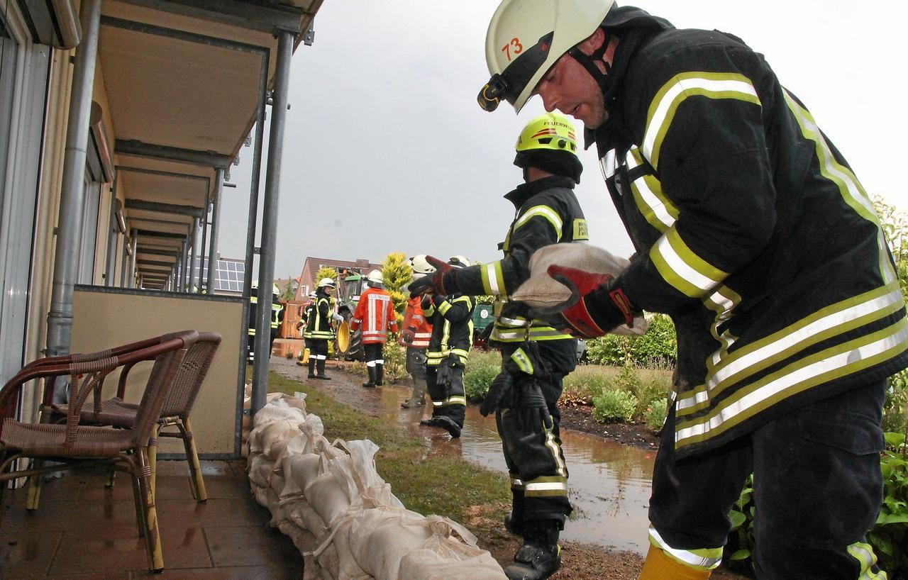 Mehr Geld für Hochwasserschutz