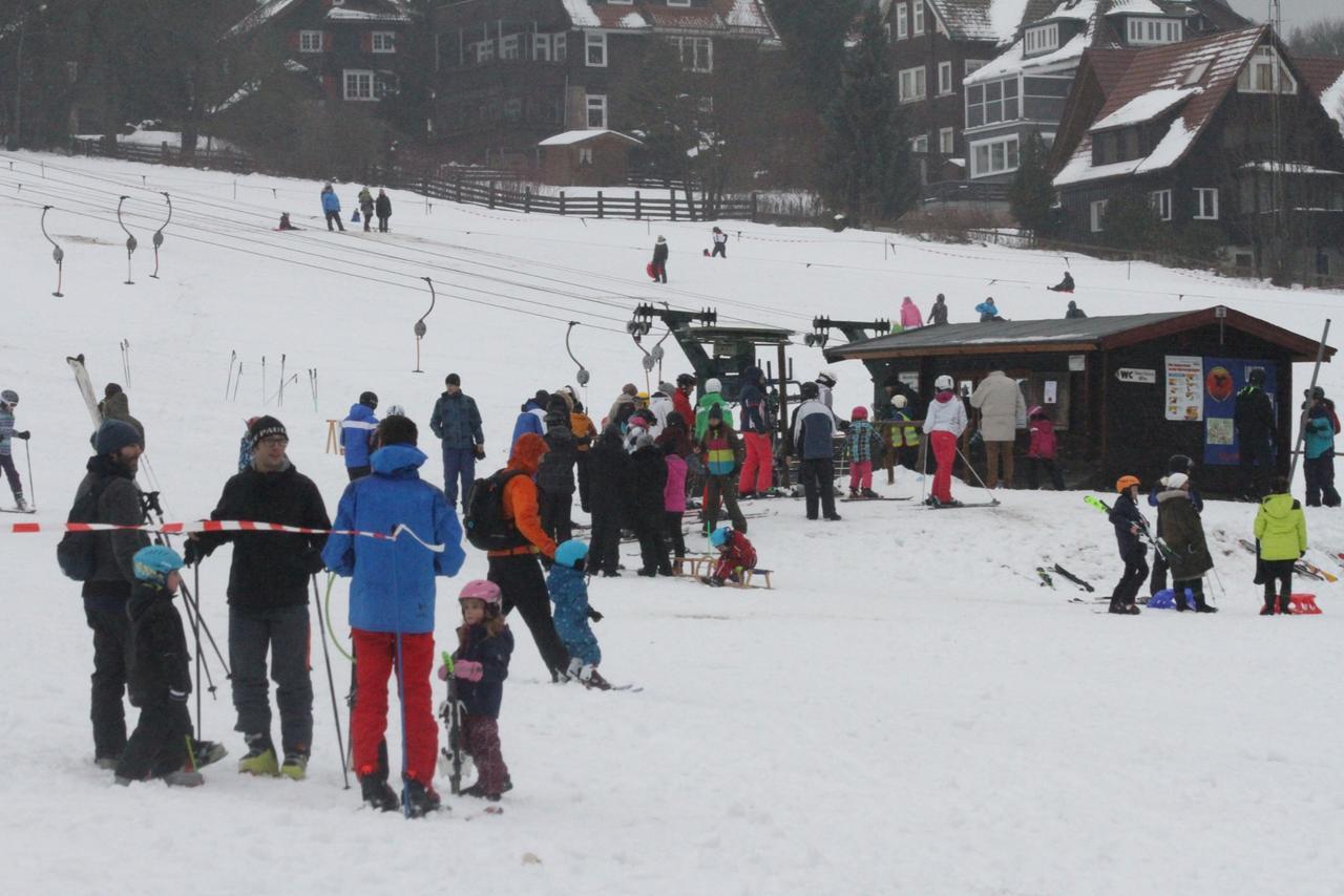 Ski und Rodel na ja...