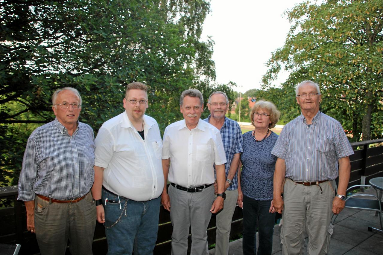 Jürgen Lauterbach bleibt Vorsitzender