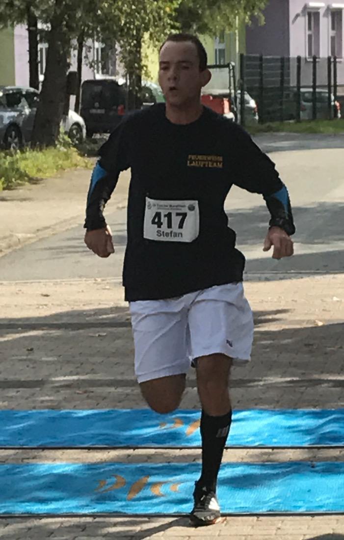 Stefan Wilgenbus gewinnt Einsteigermarathon