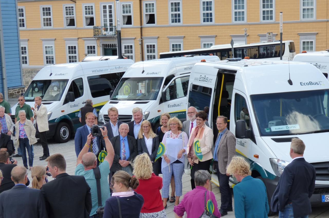EcoBus: Pilotprojekt startet im Oberharz