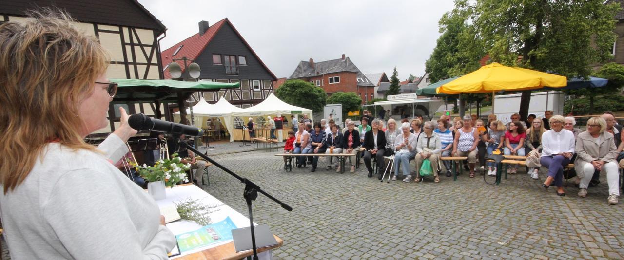 Dorffest Lutter eröffnet