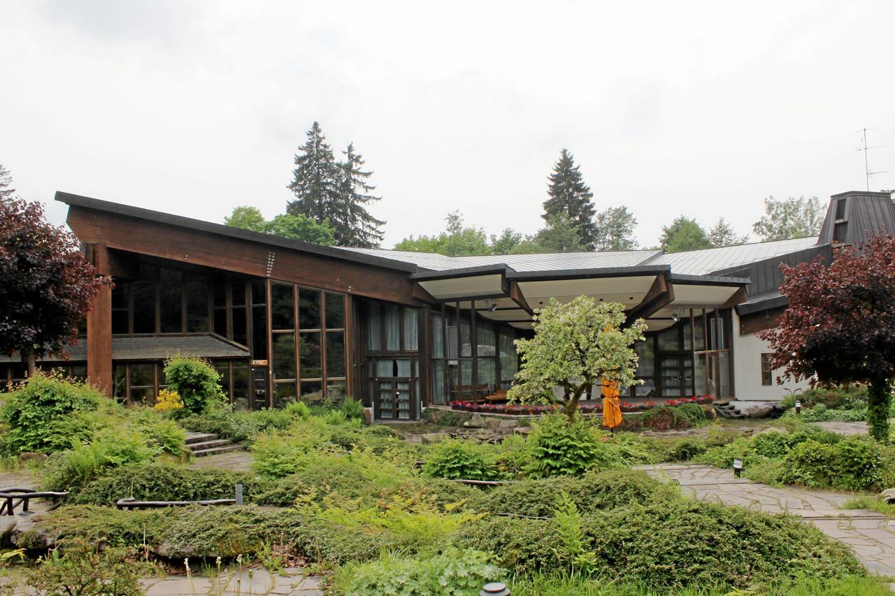 Kurhaus und Kurgastzentrum geschlossen
