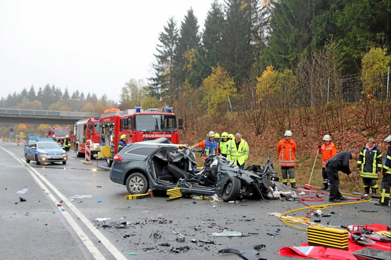 Weniger Unfälle, aber mehr Schwerverletzte
