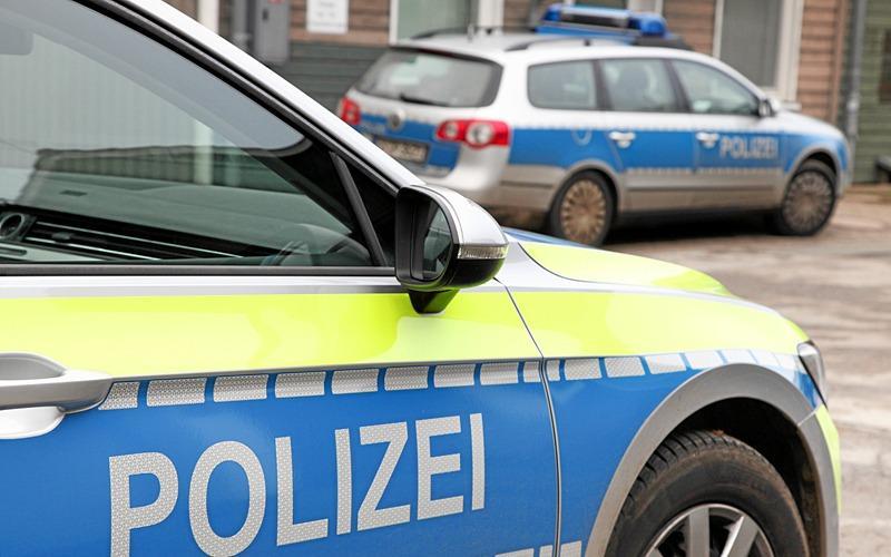 Unfallwagen gefunden, Fahrer gesucht