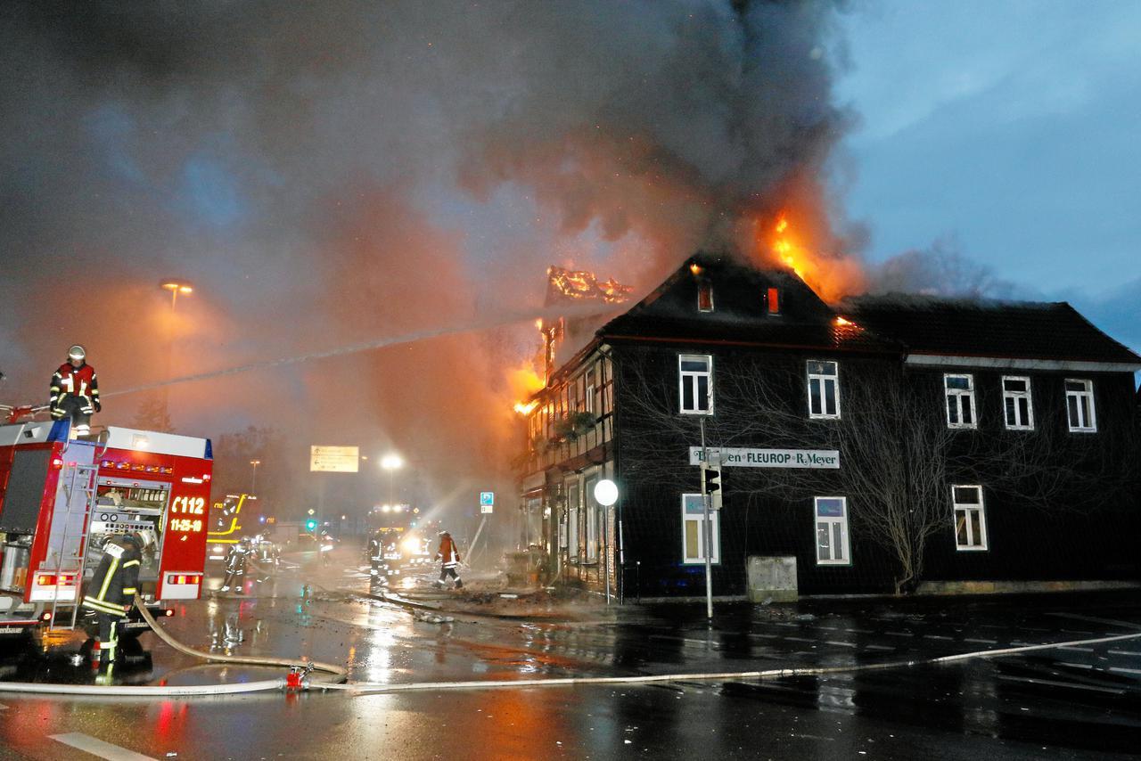 Feuer In Köln Heute