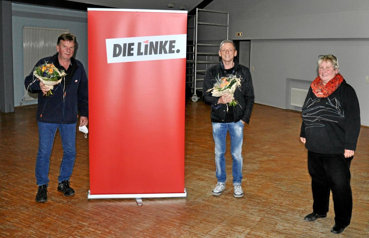 Linken-Wahl: Ohse und Wohltmann treten an