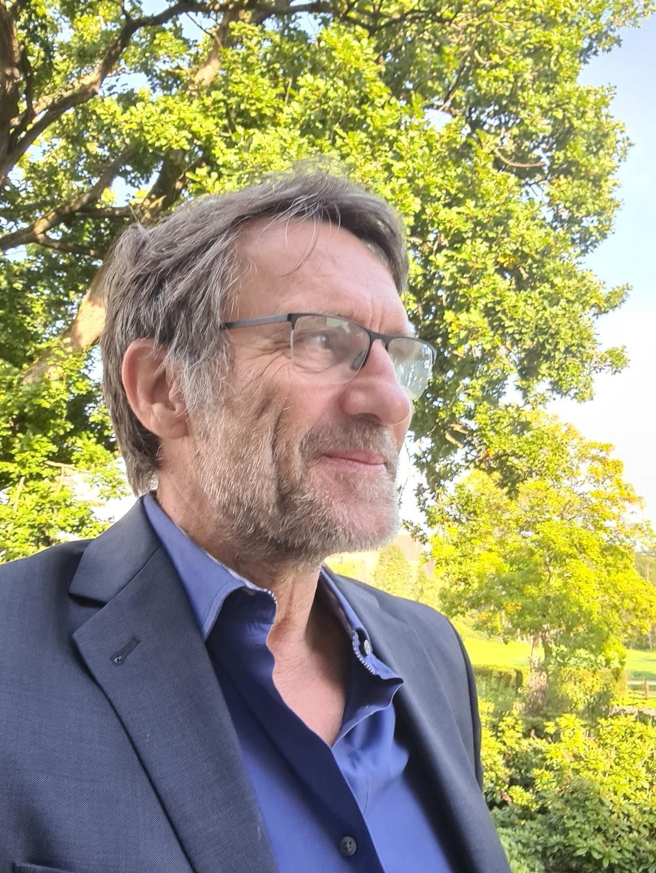 Neuer Geschäftsführer im Sonnenberg-Haus