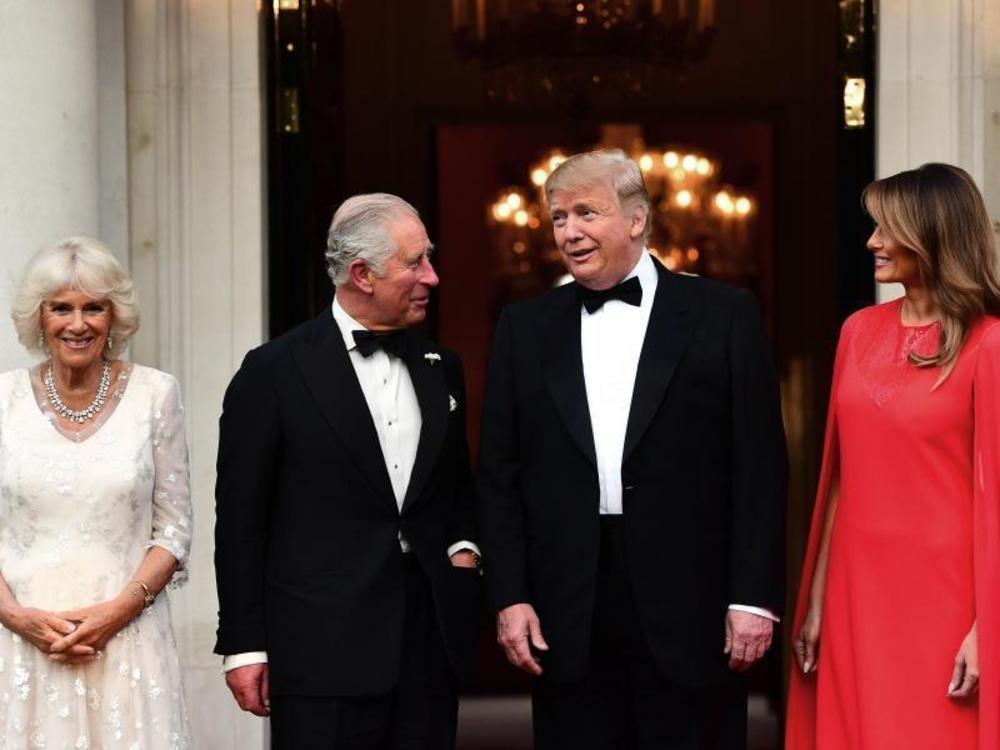 """Trump und der """"Prinz der Wale"""""""