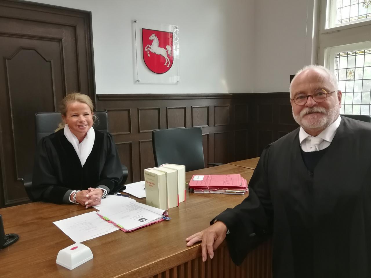 Erstes Heimspiel für Anwalt Jordan