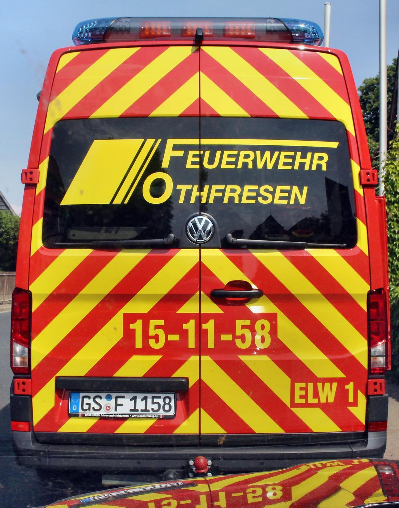 Notfalltüröffnung in Othfresen