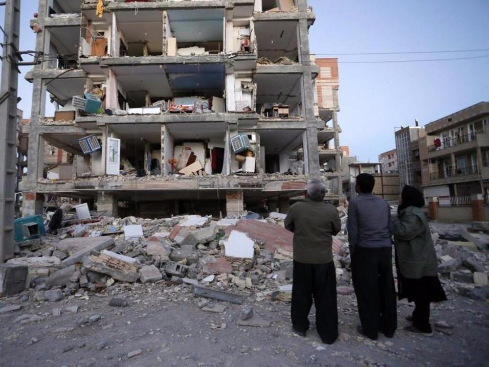 Viele Tote bei schwerem Erdbeben