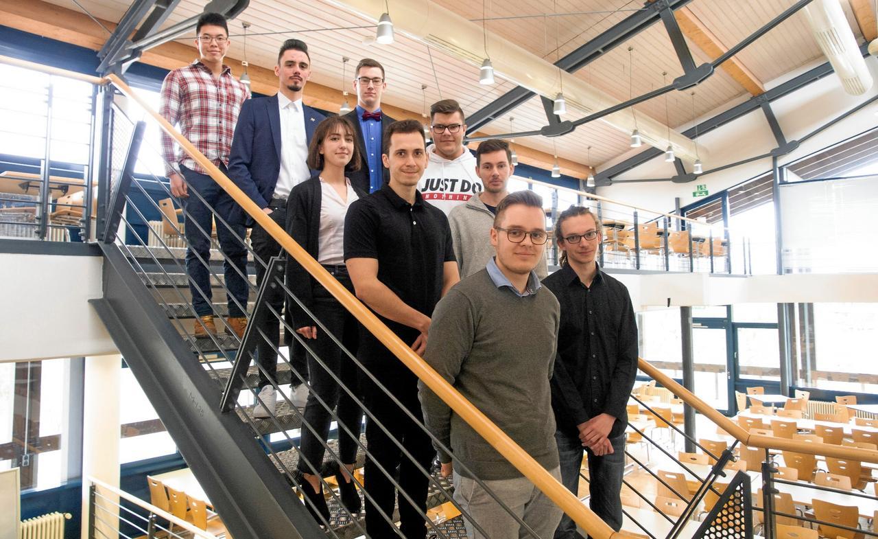 Ausbildung an der TU Clausthal fertig