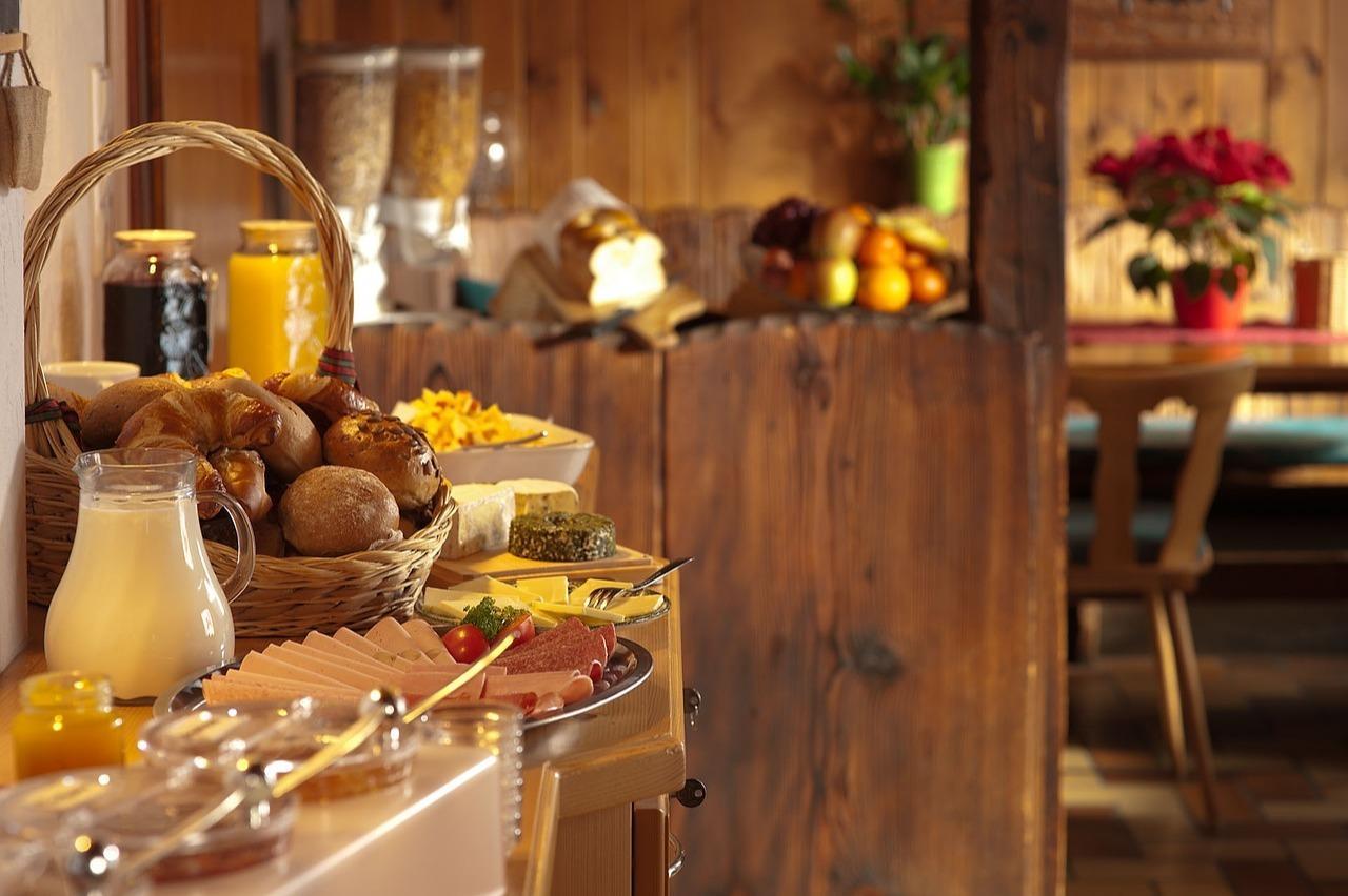Noch Plätze für das Bürgerfrühstück frei