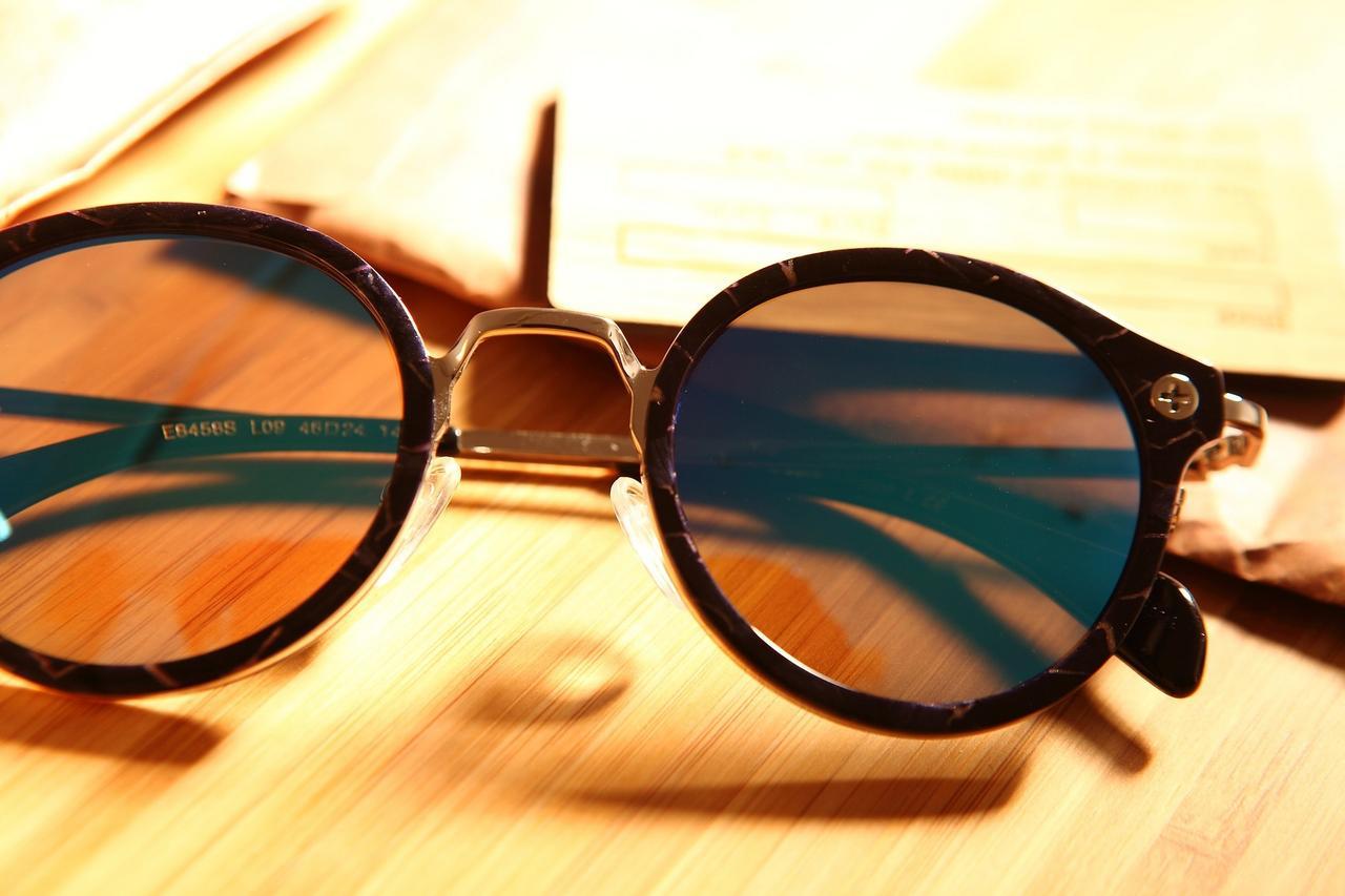 Sonnenbrillen statt Regenschirme