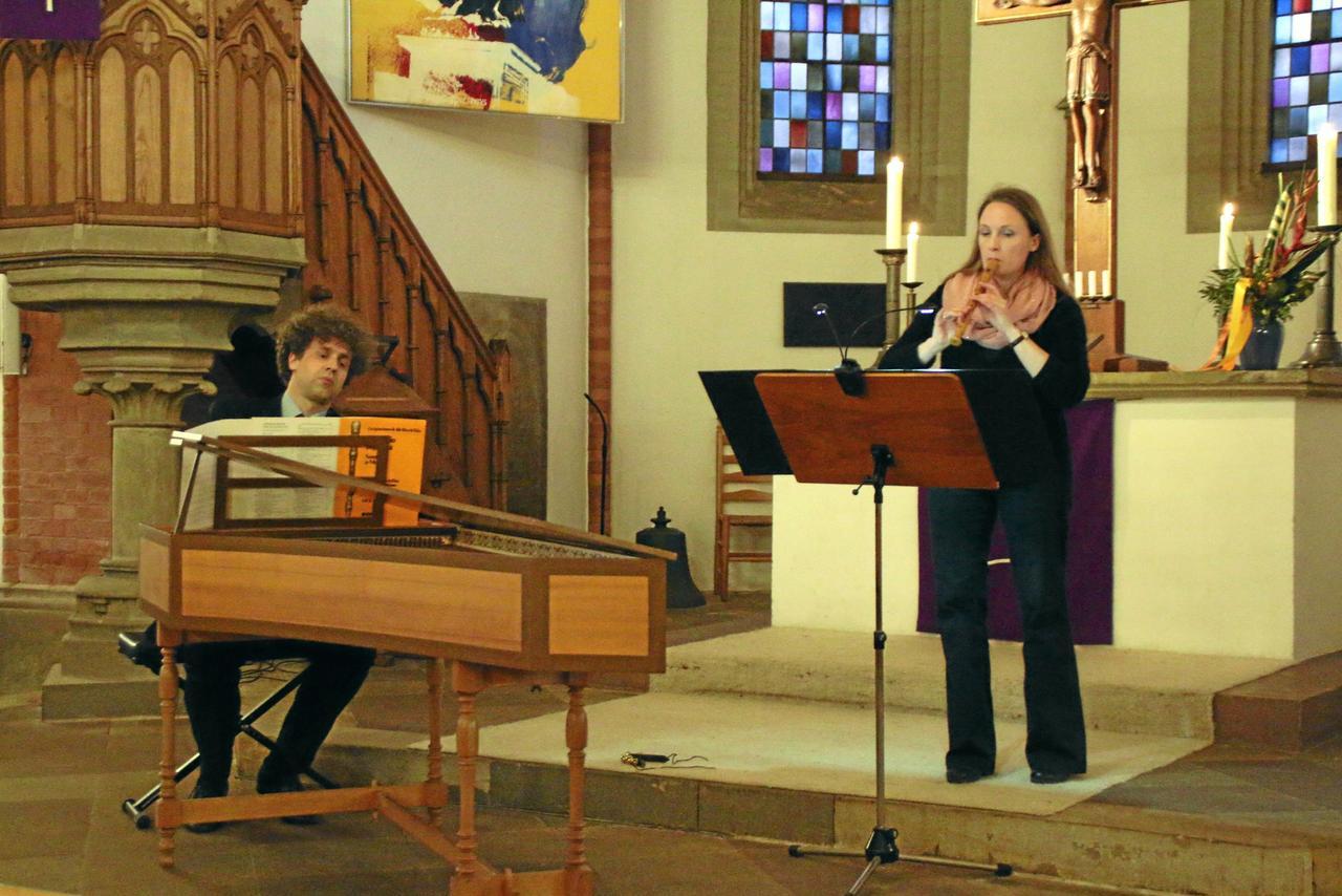 Musik voll innerer Freude zu Klein Ostern