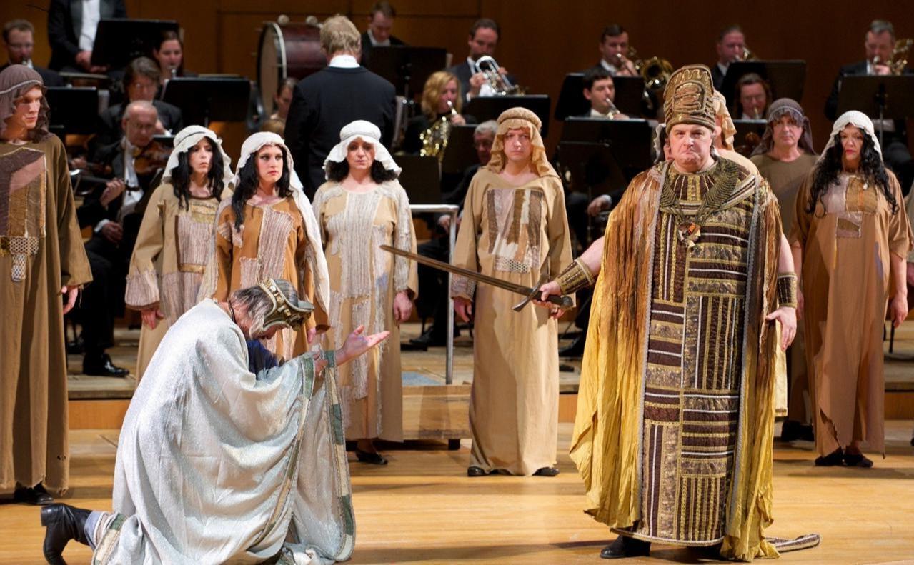 """""""Nabucco""""-Aufführung um ein Jahr verschoben"""