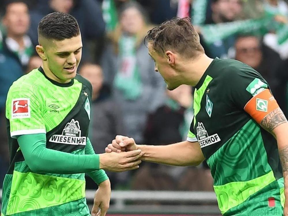 Werder krönt emotionale Woche
